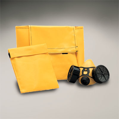 Respirator and Equipment Carry Bags Image