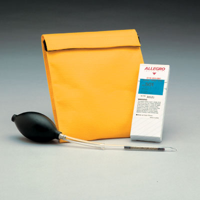 Standard Smoke Test Kit for Qualitative Fit Testing Image