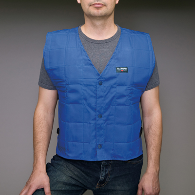 Cooling Vests from Allegro Safety Image