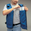 Cooling Vests with Ice Pack Inserts from Allegro Safety