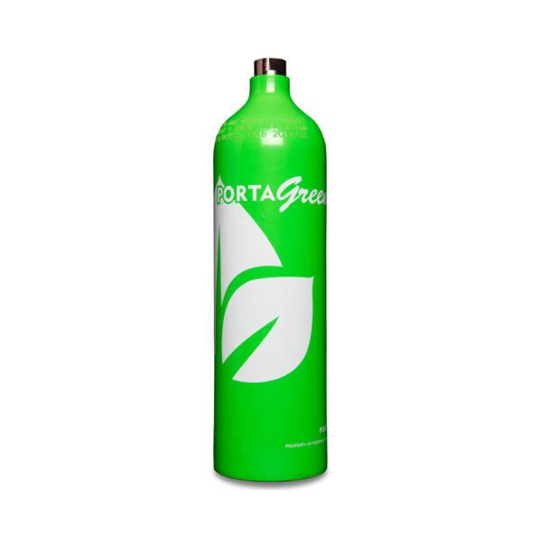 100L Portagreen Gas Cylinder