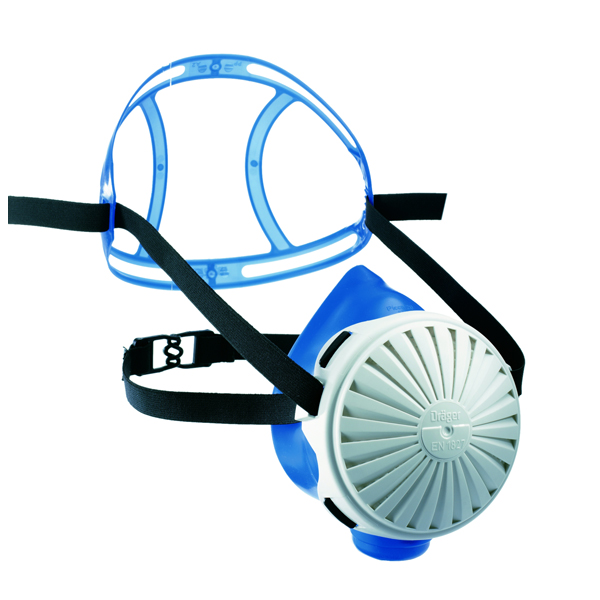Half Face Respirator X-Plore 2100 from Draeger Safety Image
