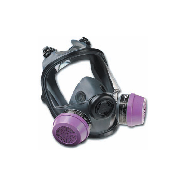 5400 Series Low Maintenance Full Face Respirator