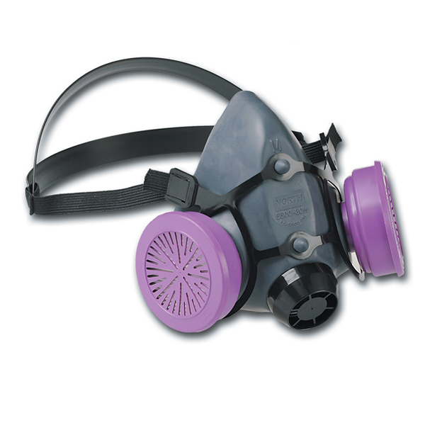 5500 Series Half Face Respirator from Honeywell Image