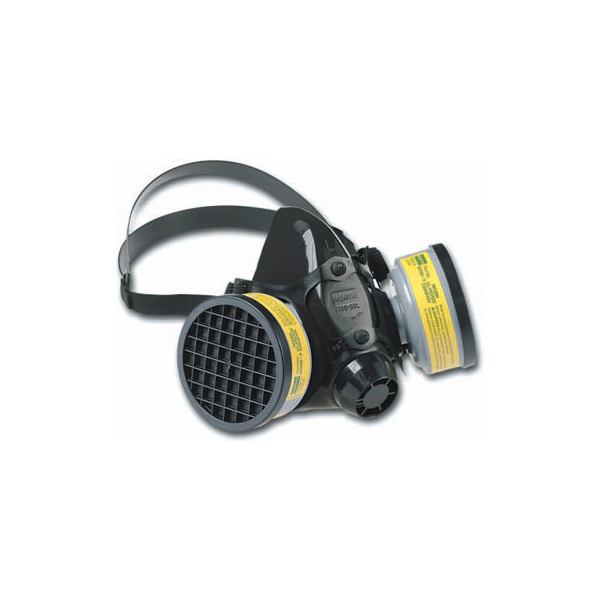 7700 Series Silicone Half Face Respirator from Honeywell Image