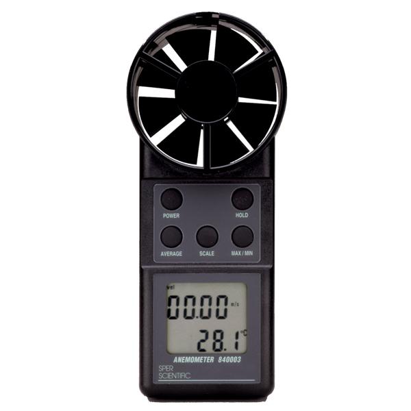 Anemometer/Thermometer