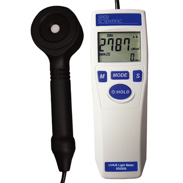 Light Meter with SD Card Datalogger Image