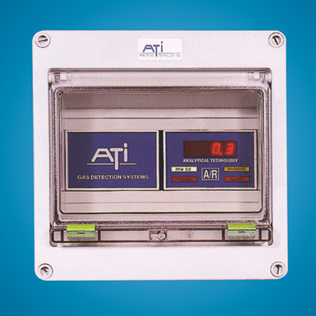 A14/11 Economy Modular Gas Detection System