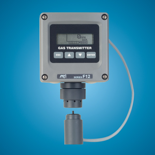 Series F12 Gas Transmitter with Auto-Test