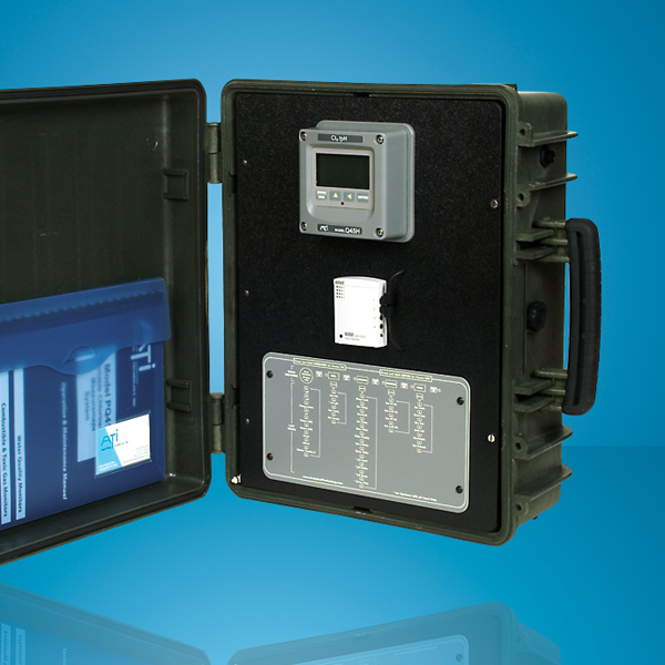 Model PQ45 Portable Monitor System from Analytical Technology Image