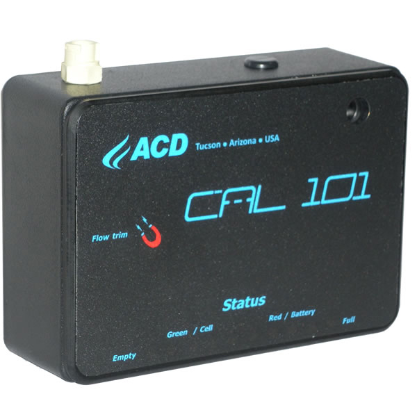 CAL 101 Gas Detector Calibration Gas Source