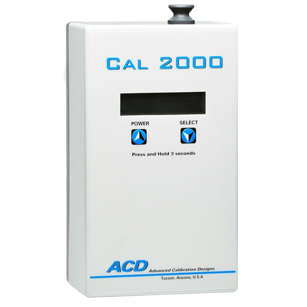 Cal 2000 Calibration Gas Generator