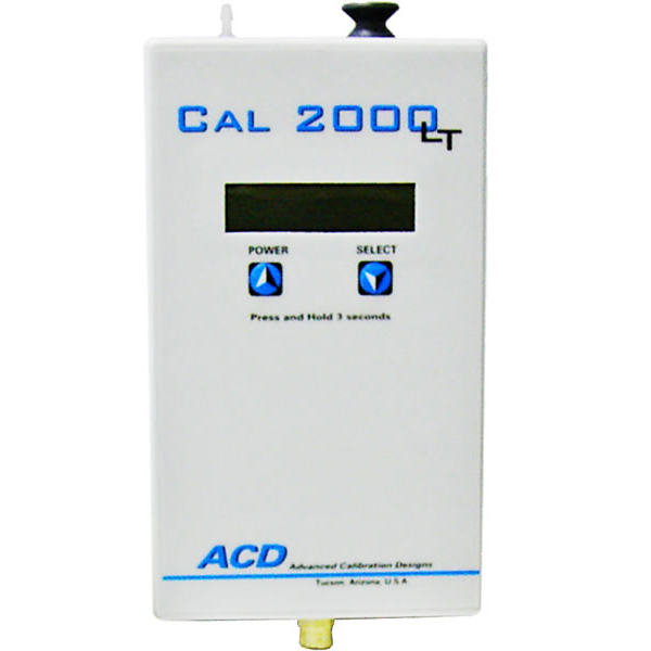 Cal 2000LT Calibration Gas Generator