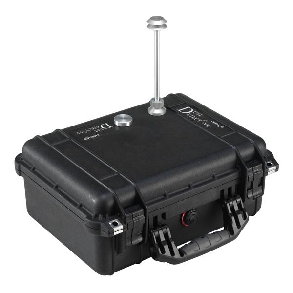 Dust Detective Enclosure for Microdust Pro Image