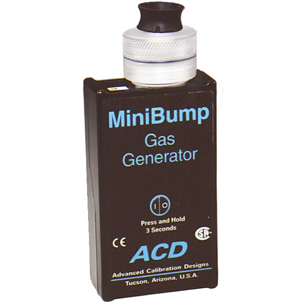 MiniBump Calibration gas generator