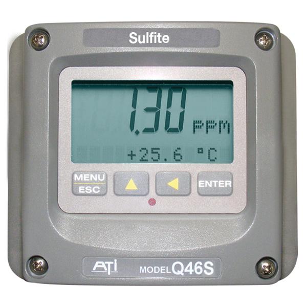 Model Q46S/66 Sulfite Monitor