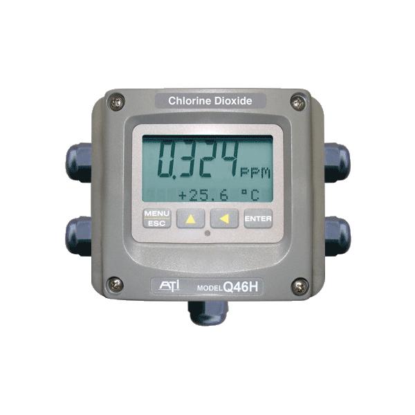 Q46H/65 Chlorine Dioxide Monitor