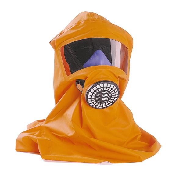 SR345 Chemical Protective Hood