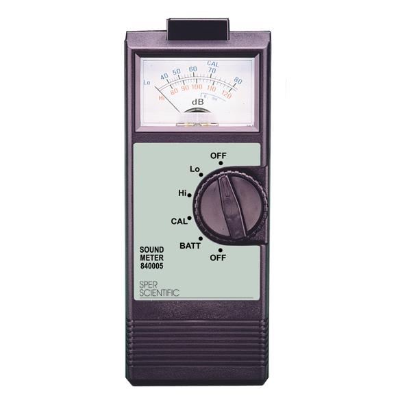 Economy Sound Meter