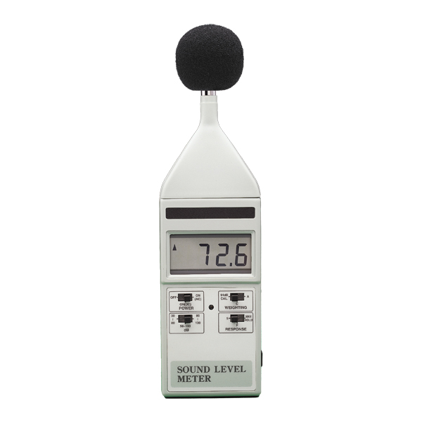 Digital Type 2 Sound Meter