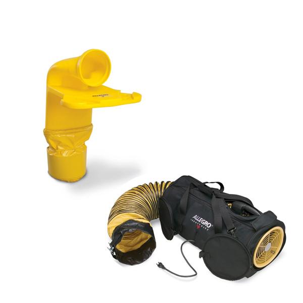 Air Bag Blower system