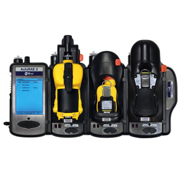 AutoRae 2 with QRae 3 Gas Detector