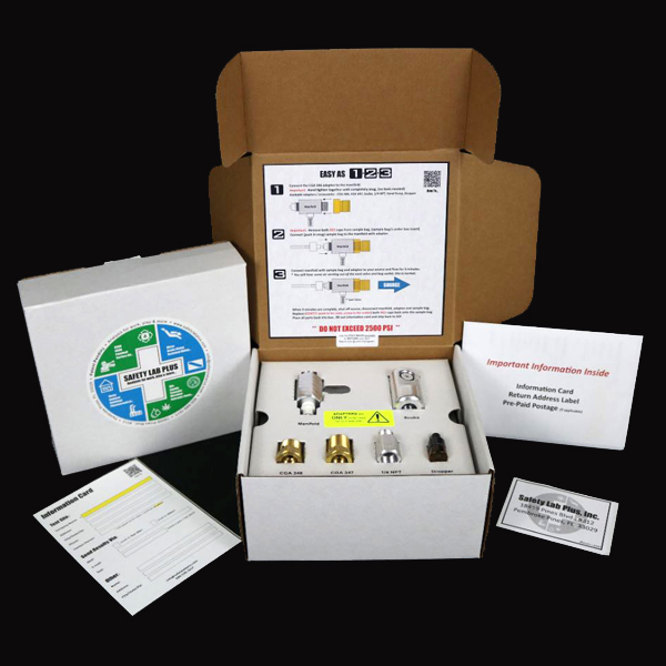 Breathing Air Test Kit