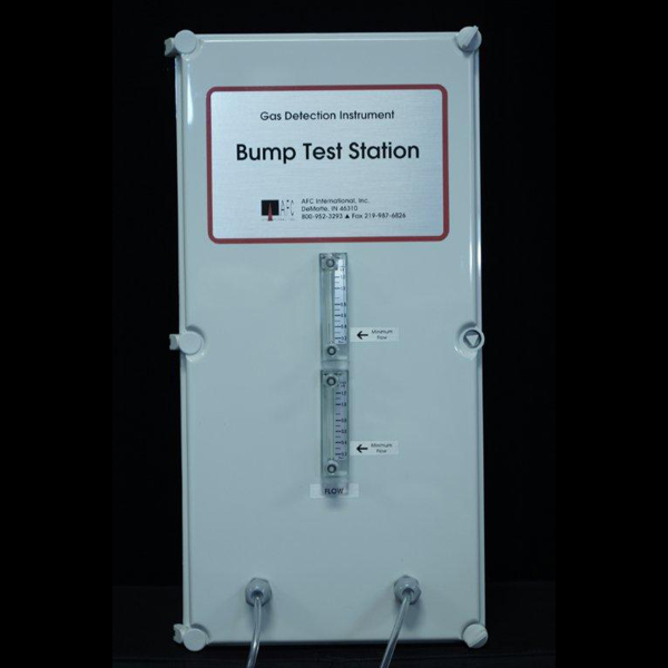 Bump Test Station