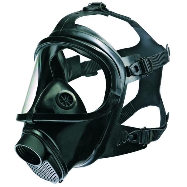 CDR 4500 NIOSH CBRN Approved Respirator Image