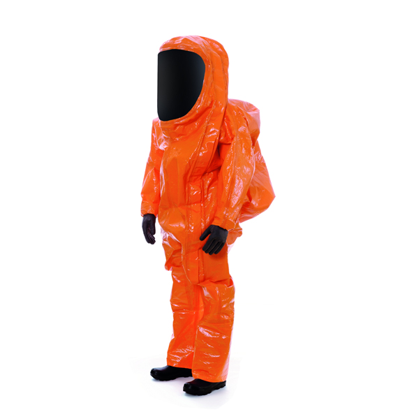 CPS 5900 Chemical Protective Suit from Draeger Safety Image
