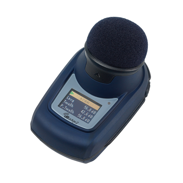 Casella dBadge2 Noise Dosimeter Image