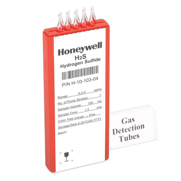 Honeywell Detector Tubes