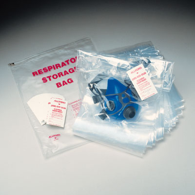 Disposable Respirator Storage Bags Image