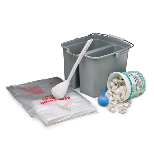 Dry Soap Respirator Cleaning Kit
