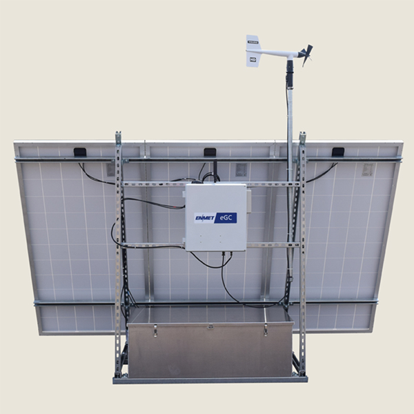 eGC with Solar Panel