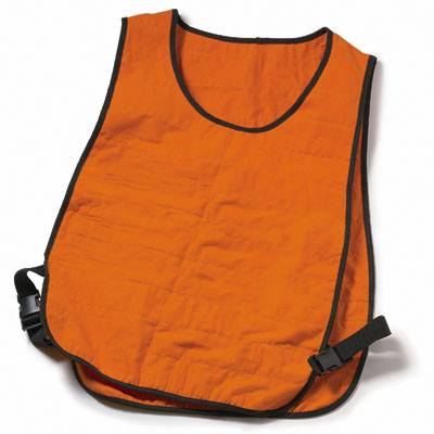 Economy Poncho Cooling Vest from Allegro Safety Image