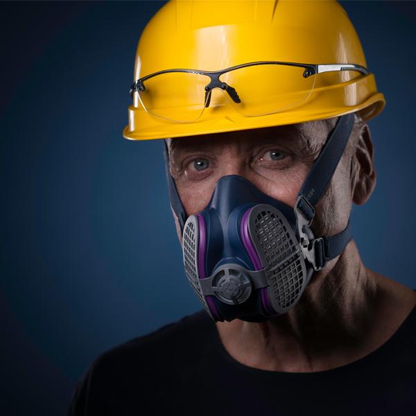 Elipse Half Mask Respirator