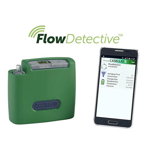 Flow Detective Electronic Flowmeter