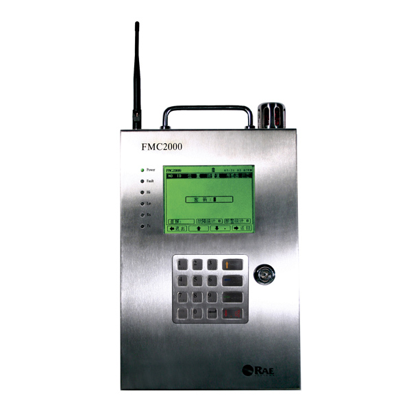 FMC 2000 Wireless Multi Channel Controller from Rae Systems Image