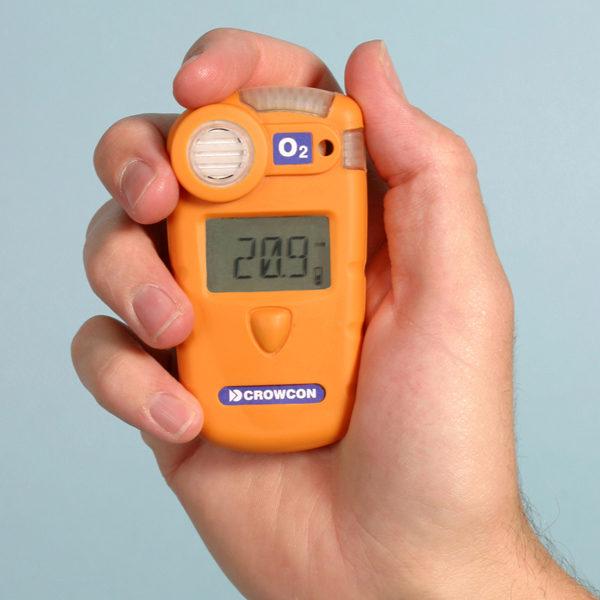 Gasman Single Gas Detector - Ammonia Gas Detectors, Carbon Monoxide Detectors