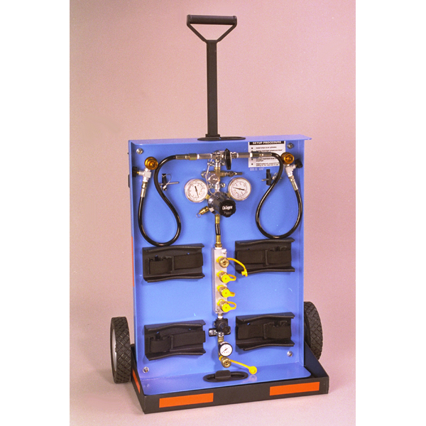 Handy Pak Portable Air Supply Systems from Draeger Safety Image