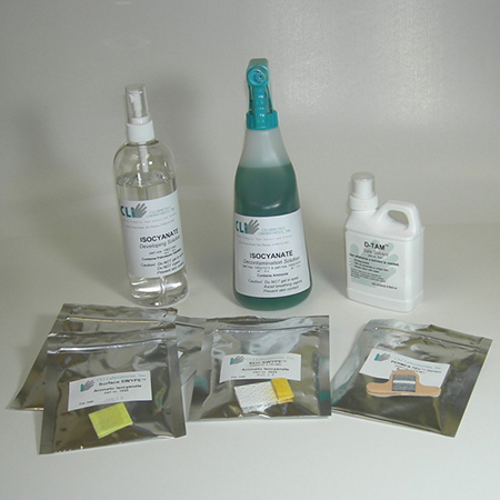 Hazard Assessment Kits for Isocyanates