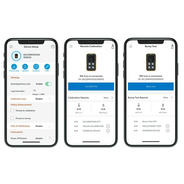 icon phone screen