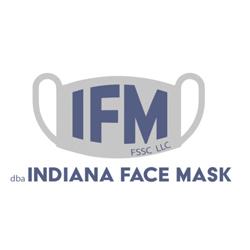 Indiana Face Mask