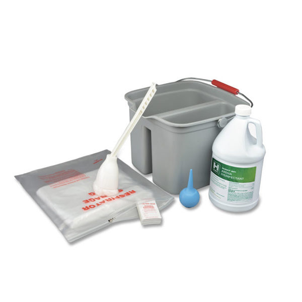 Liquid Respirator Cleaning Kit