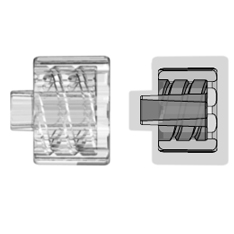 Male Luer Plug