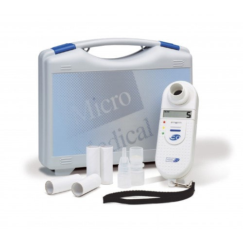 MicroCO Breath CO Monitor