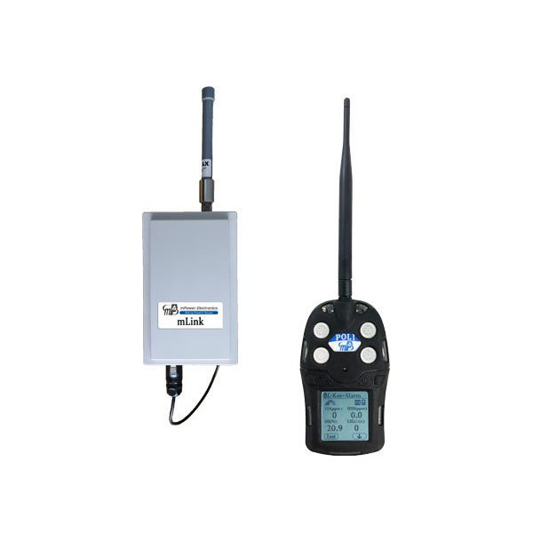 mPlatoon wireless gas detectors