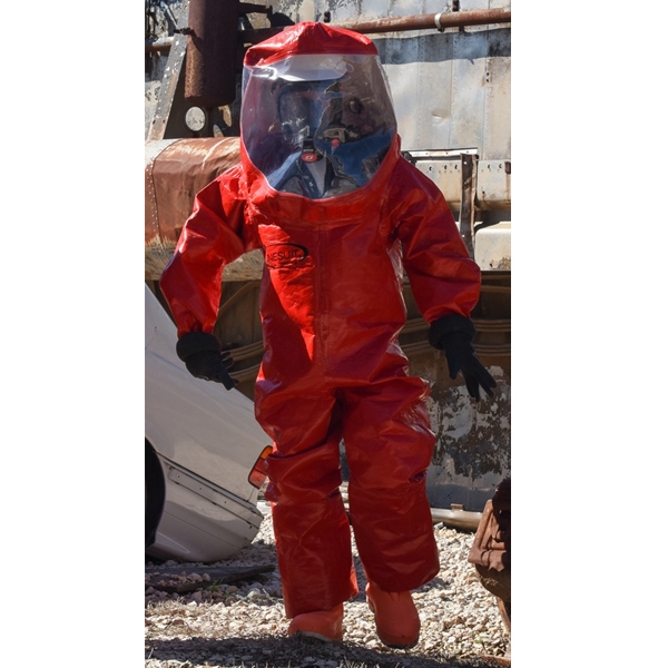 Saint-Gobain ONESuit Flash 2 Level A Chemical Suit