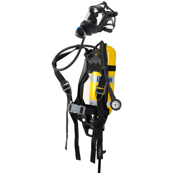 Draeger PAS Lite SCBA for Industrial Use Image